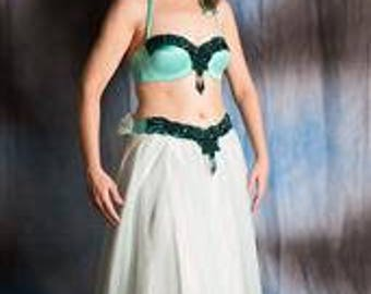 Princess Aqua Cabaret Costume