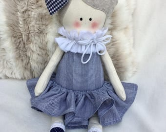 Cloth Doll-Soft doll