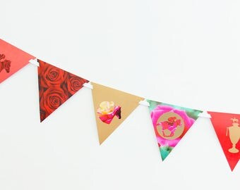 Derby Day Banner, Derby Buntings, Run for the Roses, Derby Day Decorations Printable | INSTANT DOWNLOAD