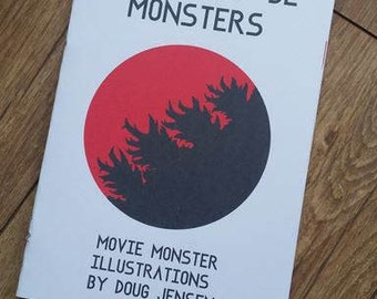 There May be Monsters: An Illustrated Zine