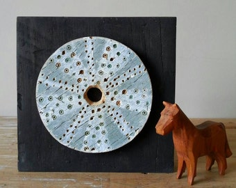 Rustic Folkart made from Salvaged Materials.