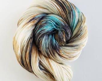 Untamed, Painted Indie Dyed Yarn