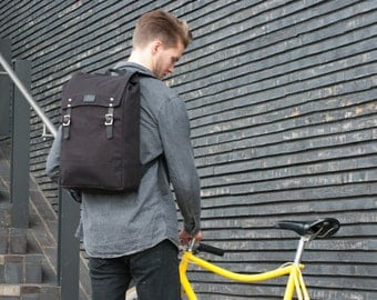 Backpack / Rucksack / Bike Bag / Cycle Bag / Canvas Backpack / Canvas Rucksack
