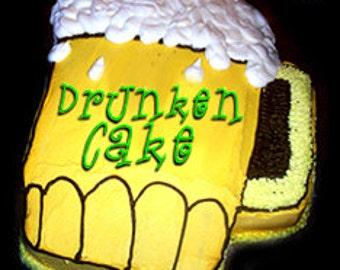 THREEBIES!: Lot #309 - Drunken Cake, Shrunken Heads, Skools Out - Love Potion Magickal Perfumerie
