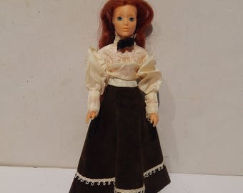 Vintage Jody Doll Country Girl Ideal 1970s