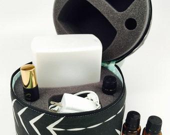 AromaLite by doTERRA, Diffuser Case, Diffuser Bag, Made to hold the Aromalite Diffuser by doTERRA. Fits the Aromalite diffuser, cord and oil