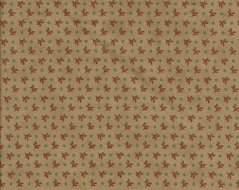 Collections for a Cause Friendship by Howard Marcus for Moda 46130-14. Civil War Fabric