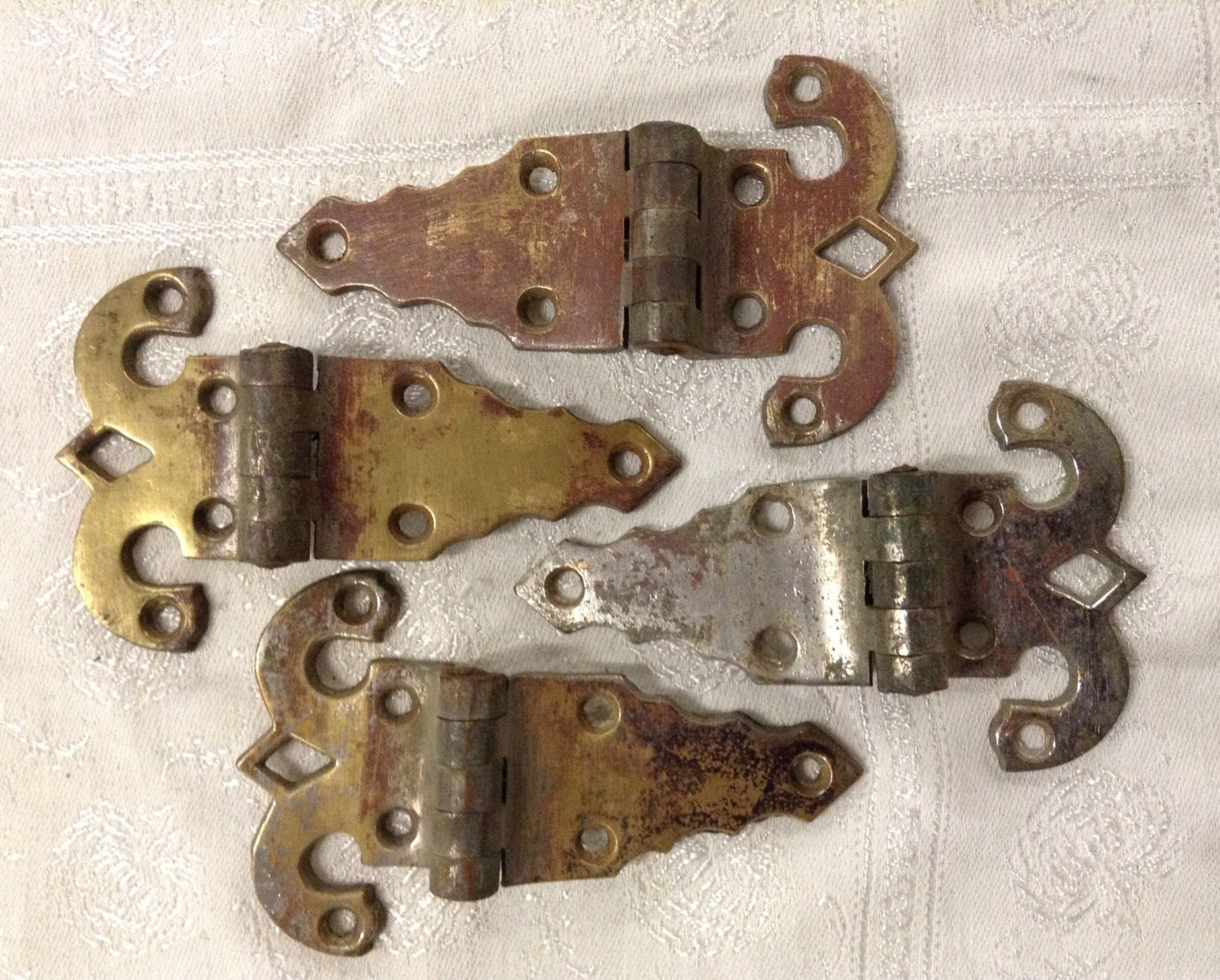 Apartment Size Hoosier Cabinet Hoosier Cabinet Hinges Set Back Antique From Rehouseny On Etsy