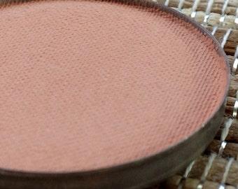 Matte Peach Eyeshadow Vegan Pressed Eyeshadow