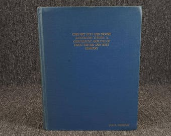 Company Acts And Accounting Theory Doctoral Thesis By Ula K. Motekat, C. 1971