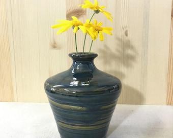Small Tapered Bottle Neck Vase