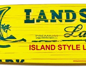 LANDSHARK SURFBOARD - 4 FOOTER