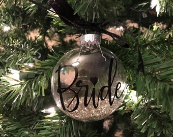 Bride ornament  Etsy