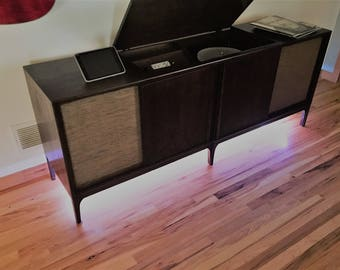 LED Lighting Added to Any of Our Modernized Consoles.