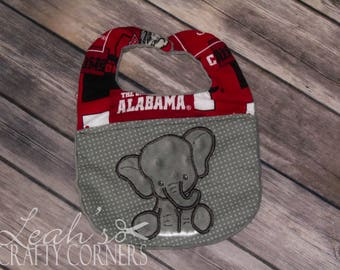 Alabama Baby Bib
