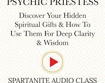 Spartanite PSYCHIC PRIESTESS SECRET. Discover Your Spiritual Clarity Today!