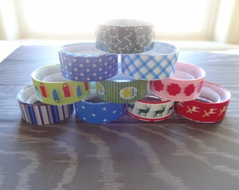 Assorted Washi Tape