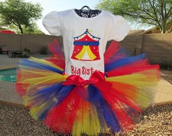 Carnival tutu outfit, Birthday tutu