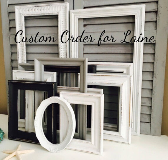 17 gallery frames black and white frames set large frame collage set of picture frames black frames white frames wedding picture frames from