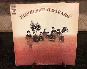 BLOOD, SWEAT and TEARS - self titled, pc 9720 Columbia  vinyl records