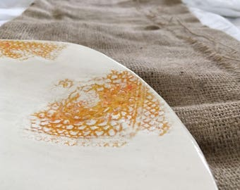 Lace Side Plate
