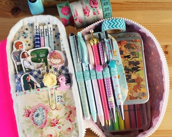 Blooming Pencil Case XL