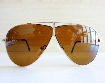 SFEROFLEX 973 vintage sunglasses aviator made in Italy new old stock