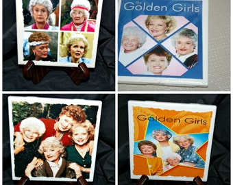 Golden Girls Gifts - The Golden Girls - TV Comedy Show - Golden Girls Decor - Golden Girls -  TV Golden Girls - TV Comedy Series