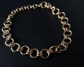 14/20 Karat Gold Filled Bracelet