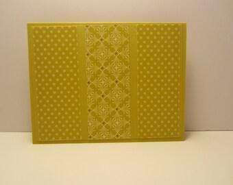 Simply Blank Card