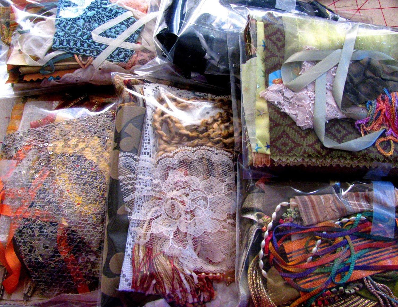 Crazy Quilt Supplies Fabrics with assorted trim Fancy : quilt supplies - Adamdwight.com
