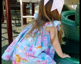 Unicorn & Castles Dress