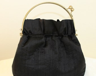 Black Silk Purse