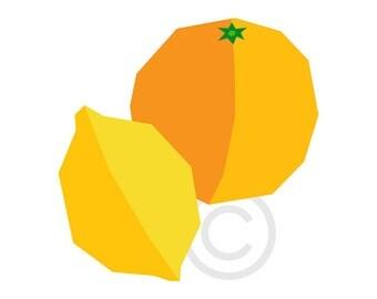 Lemon-Orange