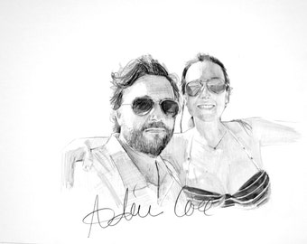 Commissioned portraits / Custom Portraits