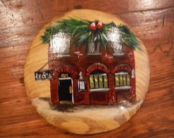 Ted's Corner Tavern, NY City ornament