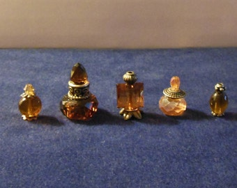 Miniature bottles