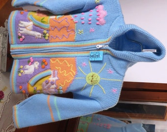 Children's Storybook Sweaters