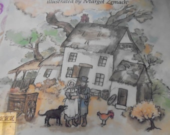 Molly McCullough and Tom the Rogue by Kathleen Stevens; illustrated by Caldecott medal winner Margot Zemach