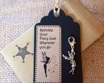 Gift Tag - Fairy Charm