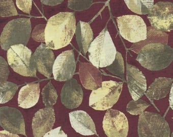 P&B Textiles Shades of Autumn Cotton Fabric