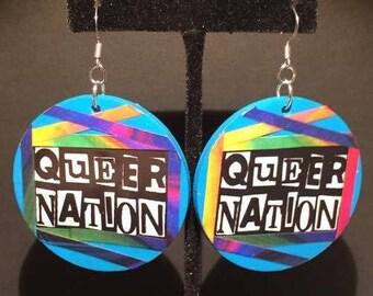Queer Nation Earrings