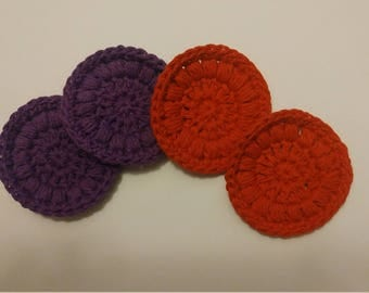 Face Scrubbies - 2 Colors Available