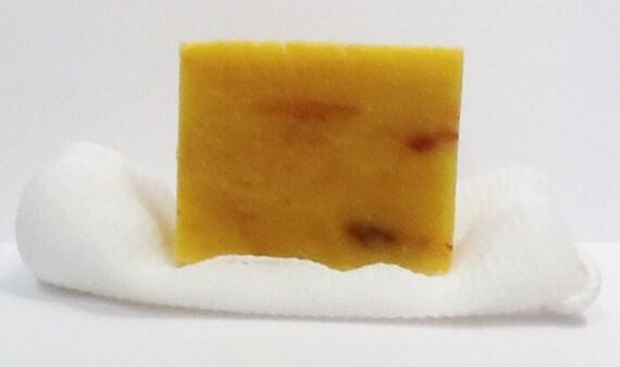 Vegan Grapefruit Margarita with Mesh Soap Saver