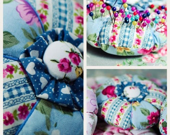 Pretty Patchwork Pin Cushion