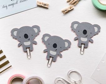 Koala Paper Clip