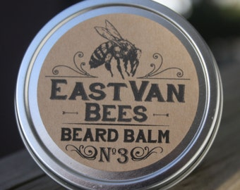 Beard Balm #3 (Cedarwood, Lavender, Sweet Orange)