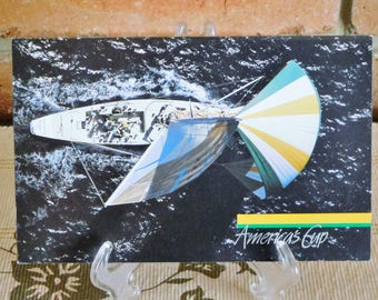 America's Cup 1983 mint Australian Stamp Pack, issued 1986, collector's item, free postage