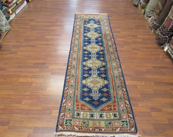 Antique Turkish Runner-4257