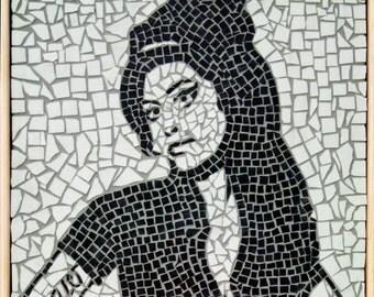 Amy Winehouse Mosaic